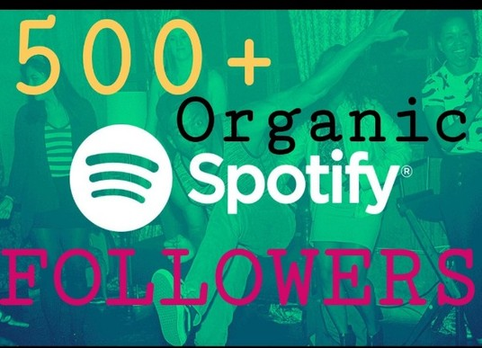 I will Give You 500+  Spotify Followers