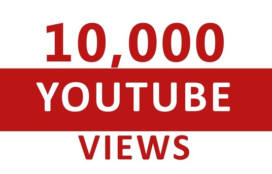 I will send 10000 views for your Youtube video