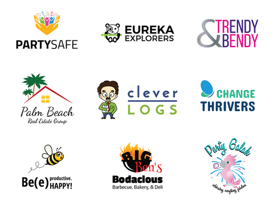 I will design logo for your business