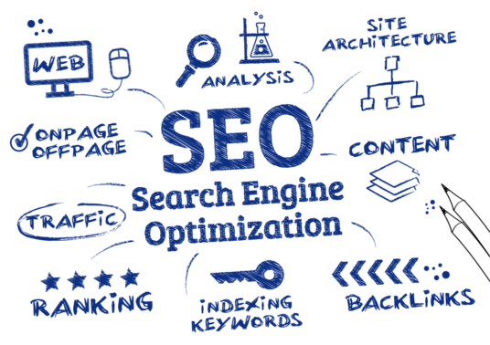 I will do Complete Seo service of Google First Page Ranking for your Website