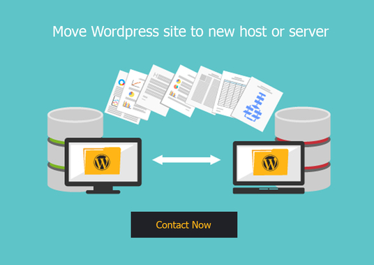 I will transfer Wordpress to a new host or server