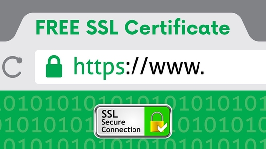I will install free SSL certificate to secure your  website