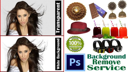 I will Edit, Retouch, Remove Background Of Images Professionally