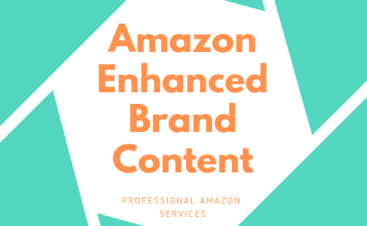 I will Do Enhanced Brand Content For Your Amazon Products