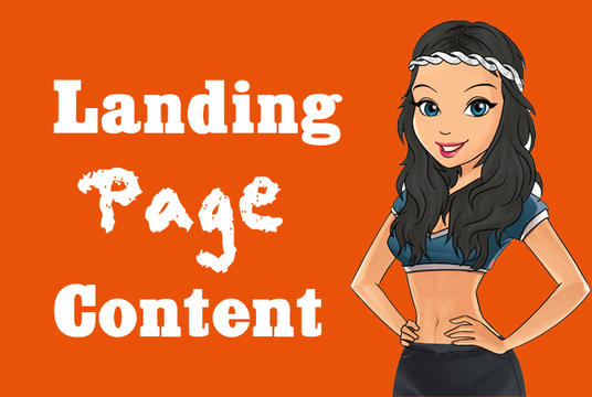 Write Attention Grabbing Content For Landing Page