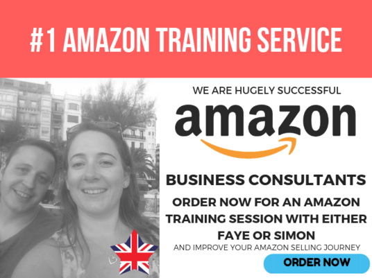 I will provide Live One-To-One Video / Screen Sharing Amazon Training