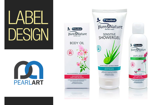 I will design attractive Label &Package of your products