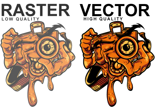 I will vectorize your logo, convert raster image to vector