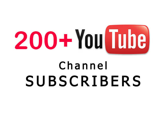 I will Give You 200 Youtube Subscribers