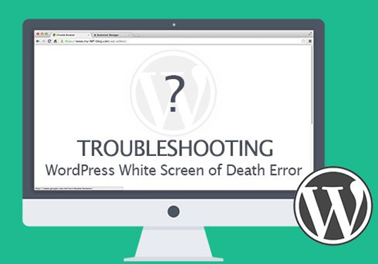 I will fix WordPress white screen of death