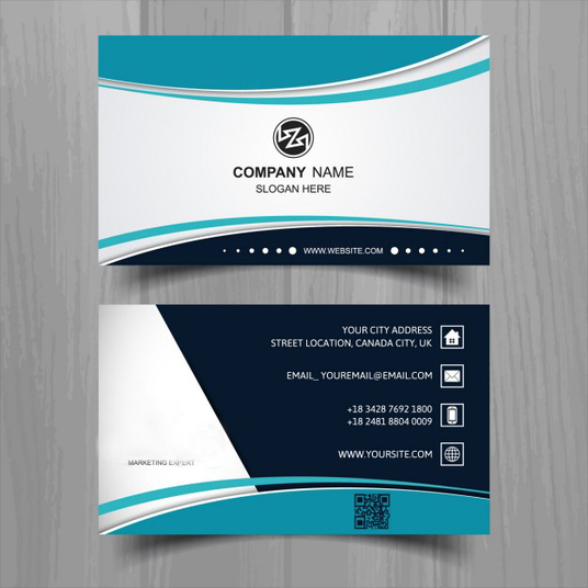 I will design bombastic business cards for you