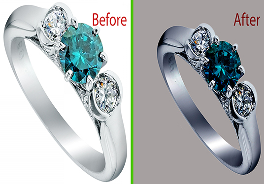 I will Do High End Jewelry Retouching With High Quality