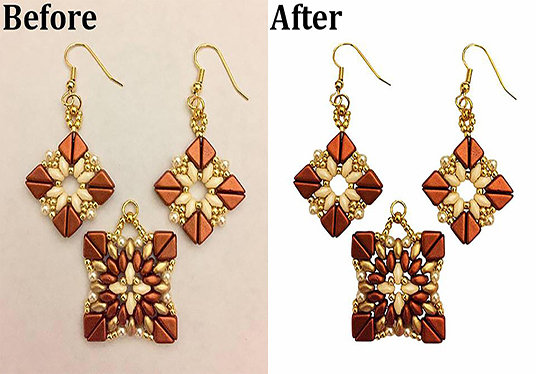 Do High End Jewelry Retouching With High Quality