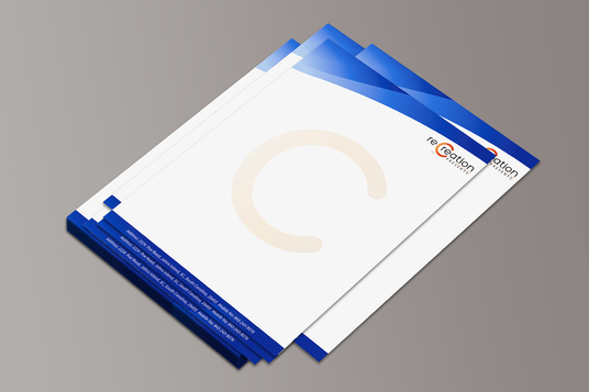 I will Design Your Professional Business Letterhead