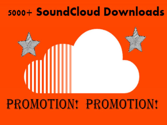 I will provide 5000+ soundcloud downloads