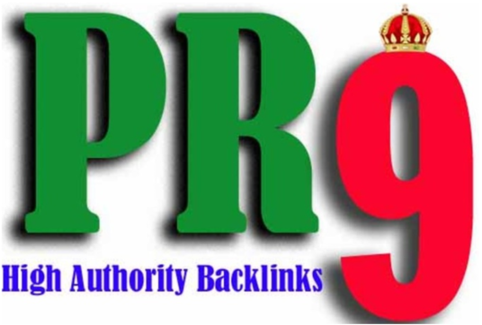 I will Do 100 Pr7 To Pr9 Seo Links For 2016 Google Rankings