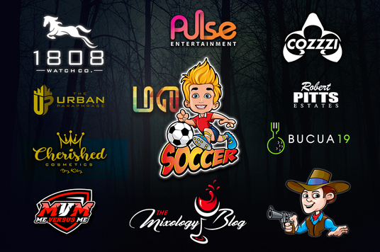 I will design modern and professional business logo for your website and company