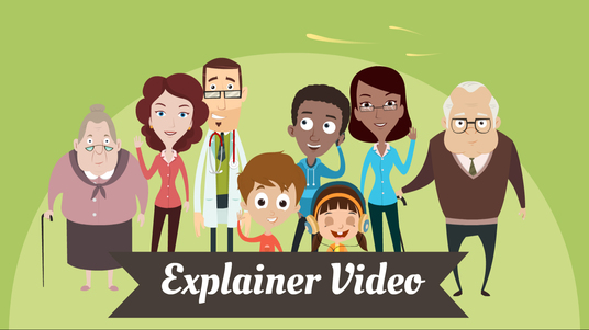 I will Create Custom Explainer Video Animation