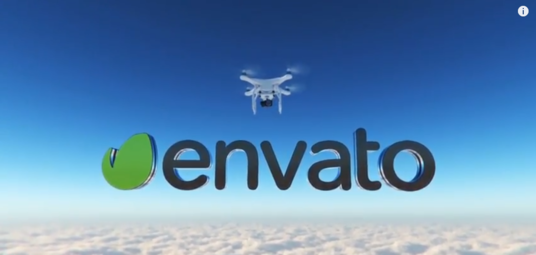 Create This Drone Video Intro