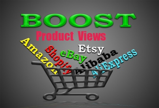 I will add 2500 eBay Product  Listing Views