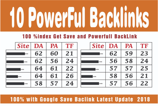 I will Provide 10 Pbn Life Time Backlinks With High Da Pa Web2 Pbn Guest Post