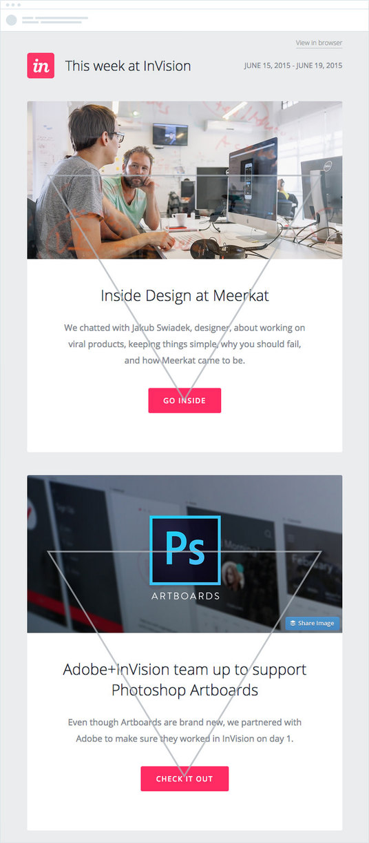 I will design And Code Your HTML Marketing Email