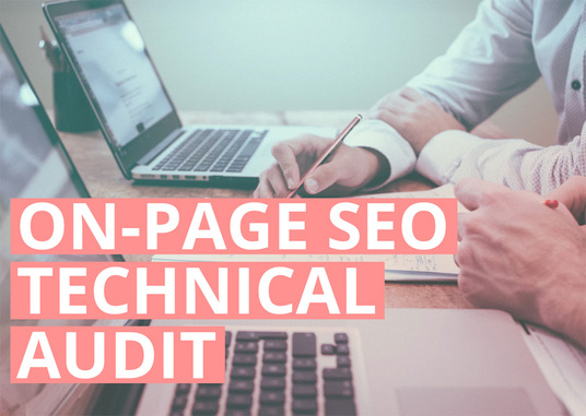 I will audit your on-page technical SEO