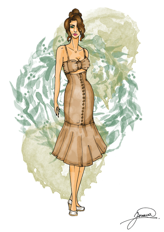 I will Design a fashion collection. (clothes, shoes, jewellery, furniture, objects, etc)