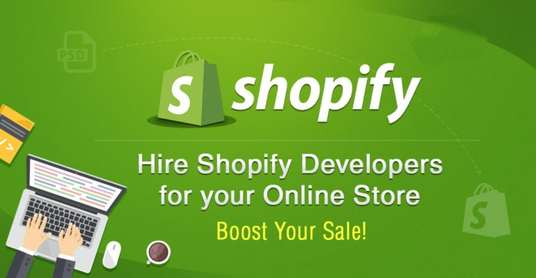 I will build shopify store