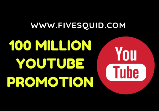 I will Do Viral You Tube Promotion By Sharing Link On Social Media