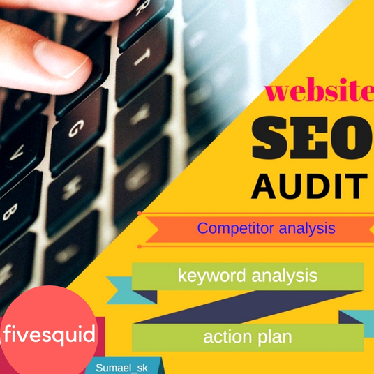 I will Do An Advanced SEO Audit And Keyword Research