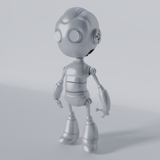 I will create a 3D model for your product