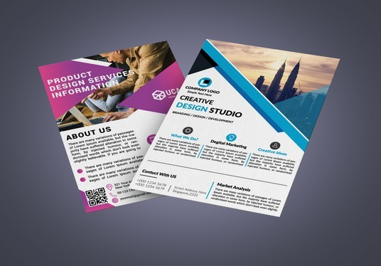 I will Design Creative And Professional Flyer And Poster Within 24 Hours