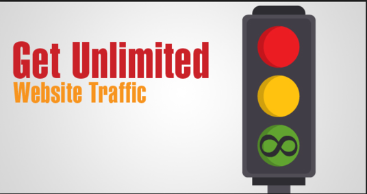 I will Bring Unlimited Web Traffic Targeted From Usa,Uk,Aus,France