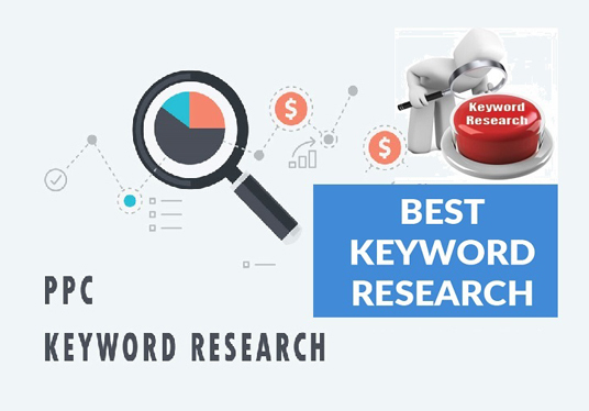 I will Provide Best PPC Keyword Research