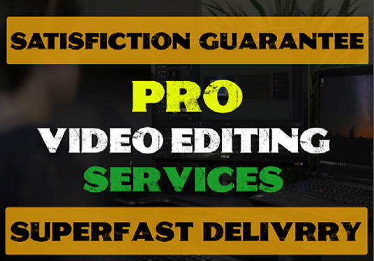 I will do amazing audio and video editing within 24 hours