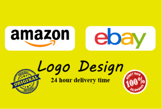 I will Design Logo For Your Amazon Or Ebay Business