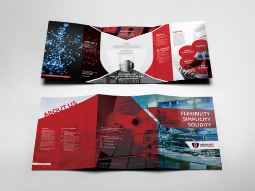 Design Flyer Or Brochure