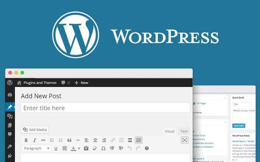 I will Create wordpress blog website