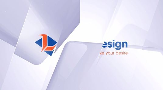 I will Create Amazing elegant glossy logo Intro