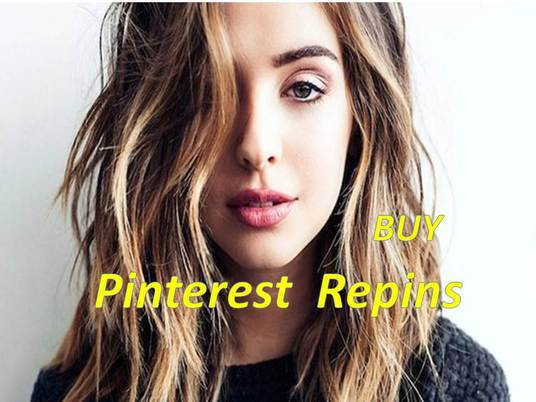I will provide you 500+ Permanent and Real Pinterest Repins to your Pins