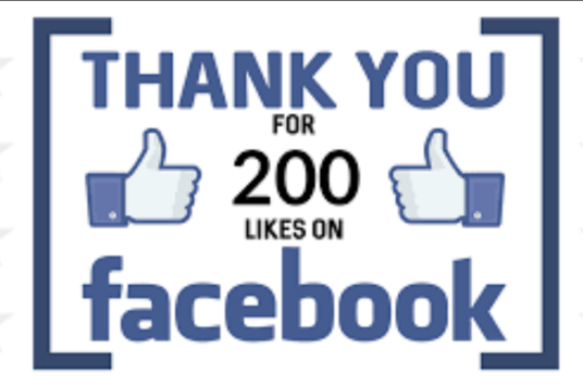 I will add 200+ Facebook Likes