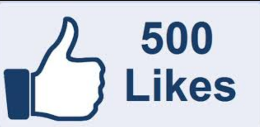 I will add 500+ Facebook Fan Page Likes