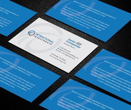 Design Print Ready Business Card, Modern and Professional