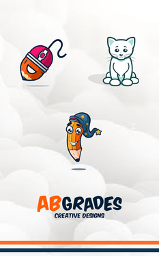 design a small mascot logo for your business