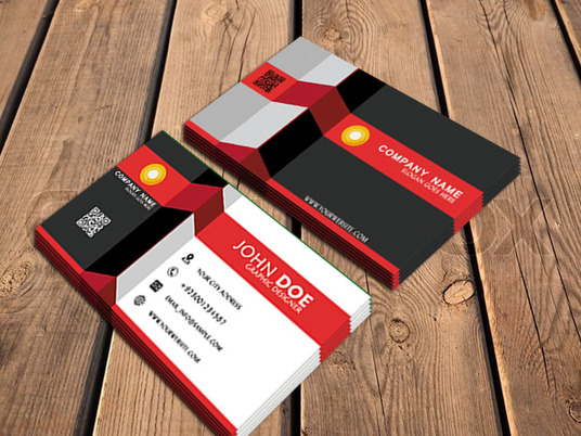 I will Design A Creative And Amazing Business Card In 24 Hrs