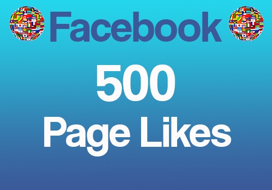 I will add 500 Real Facebook Likes to your Page