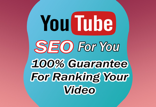I will do your Youtube Video SEO