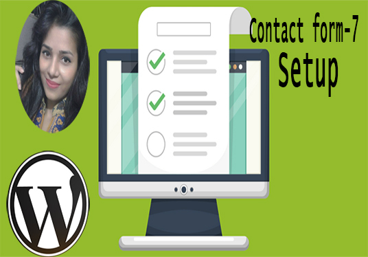 I will Create WordPress Form by  Contact Form 7 and  Gravity Form