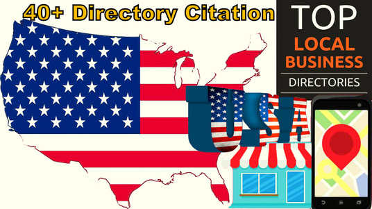 Manually Create 50 USA Local Directory Citations For Local Business